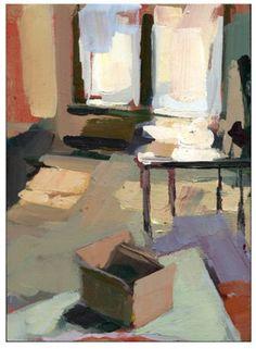 Box On the Floor, by Lisa Daria Kennedy