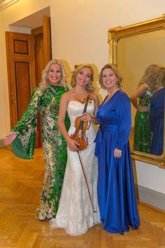 All for Autism Charitykonzert, Wiener Musikvereinssaal, Wien, 26.4.2016, Irina GULYAEVA, Annely PEEBO, Lidia BAICH© Andreas Tischler/All for Autism