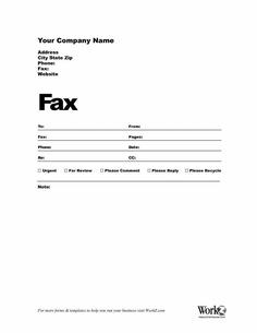 Cover Sheet In With Regard To Microsoft Ms Word Fax Cover Sheet