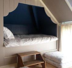 antique dutch cupboard bed - Google Search