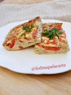 Tuna and tomato quiche with out dough, gluten free, lactose free and low in FODMAPs - My wholesome and gluten free recipes, lactose free, refined sugar free Gluten Free Pizza, Lactose Free, Gluten Free Recipes, Healthy Recipes, Recettes Anti-candida, Tomato Quiche, Fodmap Recipes, Tart Recipes, Healthy Meal Prep