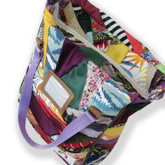 Bolsa estilo malote de correios   retalhos   patchwork   mailbag quilt   www.tendaderetalhos.com.br