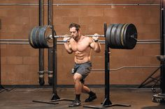 Rich Froning Olympic Lift