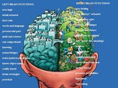 "Interesting ""Brainscape"" illustration"
