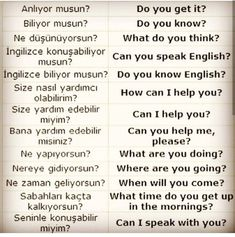 English Phrases, English Grammar, English Language, English Time, Learn English, Turkish Lessons, Learn Turkish Language, Taehyung, English Dictionaries