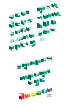 Cube free font