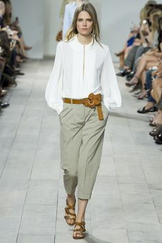 Michael Kors SPRING/SUMMER 2015 READY-TO-WEAR