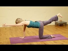 A short yoga sequence to strengthen the abs and core. For beginners as well as advanced. This yoga practice is to stabilize the deeper core muscles at the back of the belly. Strong inner core muscles make a huge difference in your life and will make your yoga practice go deeper, yoga poses will be better accessible.