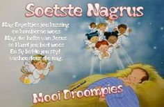 Good Night, Good Morning, Evening Greetings, Goeie Nag, Goeie More, Sleep Tight, Afrikaans, Family Guy, Messages