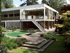 The Homewood is a modernist house in Esher, Surrey, England. Designed by architect Patrick Gwynne for his parents, The Homewood was given by Gwynne to the National Trust in 1999.