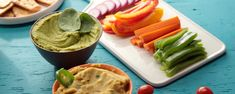 Virtually nonfat, this tasty, oil-free hummus recipe is the healthy antidote to your hummus cravings. FORKS OVER KNIVES. minutes to make a batch on Sunday that will last you for the week. Plant Based Whole Foods, Plant Based Eating, Plant Based Recipes, Whole Food Recipes, Cooking Recipes, Dips, Cooking Courses, Homemade Hummus, Vegan Appetizers