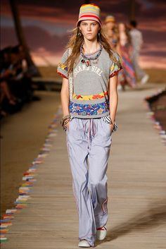 Tommy Hilfiger, Look #8