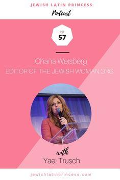 Chana Weisberg, Jewi