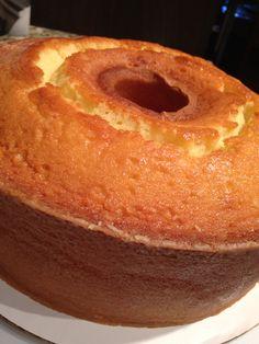Homemade Poundcake