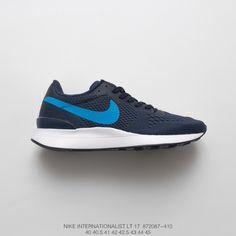 best website 3ae58 7520c Fsr Nike Internationalist Lt17 Internationalism Waffle 17 Vintage All-Match  Jogging Shoes