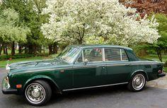 1976 Rolls-Royce Silver Shadow Saloon