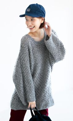 Pullover, Knitting, Sweaters, Fashion, Moda, Tricot, Fashion Styles, Breien, Stricken