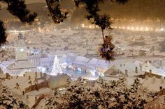 Winter in Brasov, Transylvania (Kornstadt) Winter Time, Winter Holidays, Winter Snow, Places Around The World, Around The Worlds, Brasov Romania, Beautiful Landscapes, Wonders Of The World, Amazing Photography