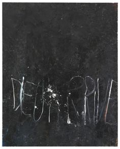 Philippe Vandenberg, No title, 2007. Oil on canvas, 100 x 80 x 2.3 cm / 39 3/8 x 31 1/2 x 7/8 in. © Estate Philippe Vandenberg. Courtesy Hauser & Wirth. Photo: Stefan Altenburger Photography Zürich.