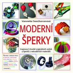 Inspirace k tvorbě originálních ozdob a šperků z netradičních materiálů... Techniky a metody práce s drahými i obyčejnými kovy, dráty a korálky, plastem, gumou, látkou, semišem, vlnou, kůží, papírem, dřevem, sklem, keramikou, betonem i pryskyřicí...