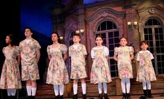 Image result for sound of music high school