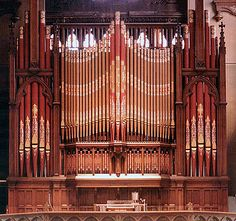 The Roosevelt Organ at the Cathedral of the Immaculate Conception, Syracuse, New York