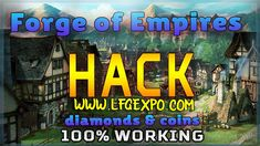 Forge Of Empires Hack - It's Time For Diamonds Forge Of Empire, Cheat Engine, Game Resources, The Expanse, Cheating, Coins, Diamonds, Hacks, Hack Tool