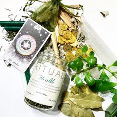 Wealth Ritual by Ritual in a Jar  www.ritualinajar.com