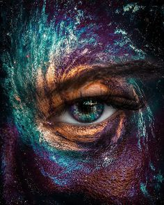 I see colors in your eyes Eye Photography, Creative Photography, Photoshop Photography, Ps Wallpaper, Art Visage, Aesthetic Eyes, Creation Art, Eye Art, Surreal Art