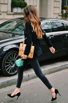 Street Style…#blacki