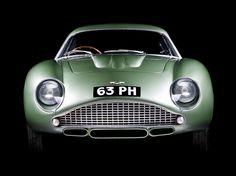 ¿Qué opinan de este clásico Aston Martin DB4 GTZ 1960?