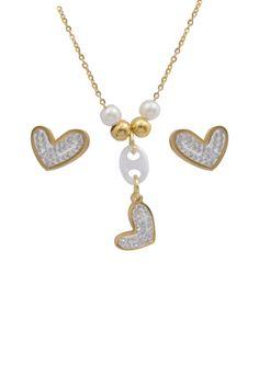 "San Valentin – tagged ""SV_para-ella"" – Importadora Victoria Gold Necklace, Pendant Necklace, No Me Importa, Victoria, San, Jewelry, Jewellery Making, Jewlery, Jewelery"