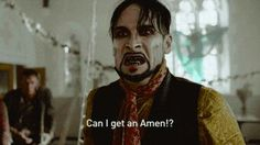 A-fucking-men! Blood Drive, Tv Shows, Horror, Joy, Movies, Fictional Characters, Films, Happiness, Fantasy Characters