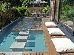 Small Pools For Small Backyards - Bing Images