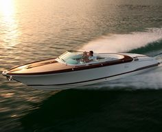 Two iconic Italian brands – famed fashion label Gucci and Riva, the chic motorboat maker that epitomizes Dolce Vita style – have teamed up on a wicked new speedboat for the style-conscious set. The Aquariva By Gucci (above), produced along with Officina Italiana Design, will be available by special order in 2011 starting at $760,000. The boat was designed by Gucci Creative Director Frida Giannini as part of the famed label's upcoming 90th anniversary celebrations. The boat's fiberglass…
