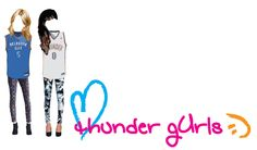 If you're a GIRL and a THUNDER fan, check out this new blog.... thundergUrls.com