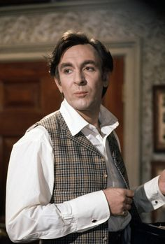 Sherlock Holmes (Robert Stephens I loved him in The Private Life of Sherlock Holmes)