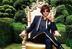#Menswear #Trends  Fall Winter 2014 2015 Otoño Invierno #Tendencias #Moda Hombre - Sunglass Hut, campaña OI 2014: Georgia May Jagger & Marlon Teixeira | Showroom Stilo