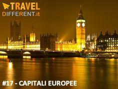 Capitali europee | playlist viaggiante