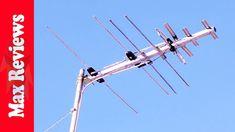 Outdoor Hdtv Antenna, Cool Tech, Tech Gadgets, Best Tv, Youtube, Top, High Tech Gadgets, Crop Shirt, Youtube Movies