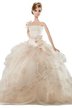 2011 Vera Wang Barbie Wedding dress