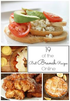19 of the Best Brunch Recipes Online! - Stuff Parents Need