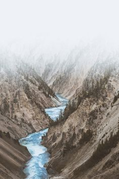 lvndscpe: Yellowstone National Park United States | by Kimon...