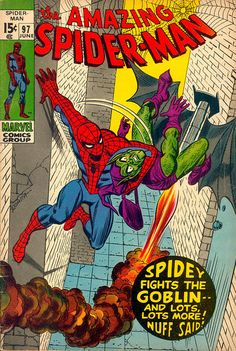 In honor of the fiftieth anniversary of Spider-Man, we're doing four straight months of polls having to do with Spider-Man, culminating with the release of the Amazing Spider-Man film in July. Future installments will deal with Spider-Man creators, Spider-Man characters and Spider-Man stories, but this month will be about Spider-Man covers. Here are your picks …