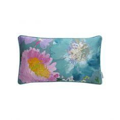 Kippen Teal Bed Cushion