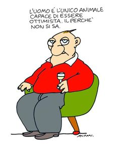 Vignetta di Altan numero