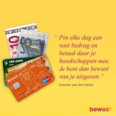 Besparen doe je zo! #besparen #tips #bespaartips #bewuzt #geldbesparen #smart #pinnen #geld