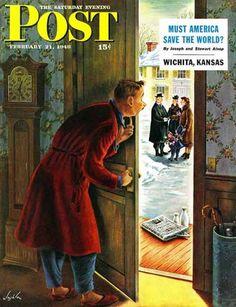 """Sunday Paper""– February 21, 1948"