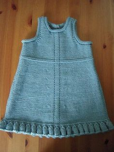 Ravelry: Project Gallery for Ruffled Dress pattern by Lois Daykin