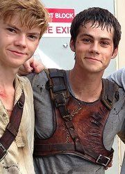 Dylan and Thomas <3